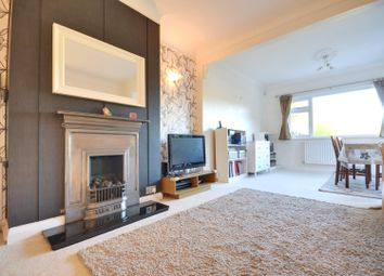 Thumbnail 2 bed semi-detached bungalow to rent in Mount Park Road, Pinner