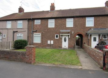 Thumbnail 1 bed terraced house to rent in Aberconway Crescent, Rossington, Doncaster
