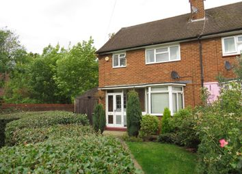 Thumbnail 3 bed semi-detached house for sale in Poplars Close, Watford