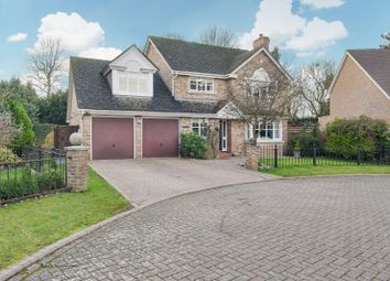 Thumbnail 5 bed detached house for sale in Brooke Gardens, Bishop's Stortford, Hertfordshire