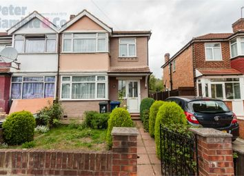 Thumbnail 3 bed end terrace house for sale in Bilton Road, Perivale, Greenford, Greater London