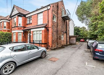 Thumbnail 2 bed flat for sale in Moorfield Road, Didsbury, Manchester