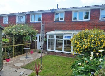 Thumbnail 3 bed terraced house for sale in Flamsteed Heights, Crawley