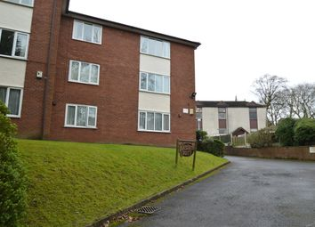 Thumbnail 2 bed flat for sale in Haslam Court, Singleton Road, Salford