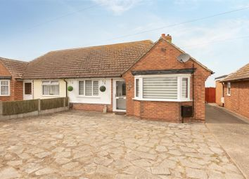 Thumbnail 3 bed semi-detached bungalow for sale in Court Mount, Canterbury Road, Birchington