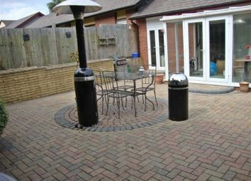 Thumbnail 1 bed bungalow for sale in Marram Close, Beanhill, Milton Keynes