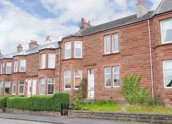Thumbnail 1 bed flat for sale in George Street, Airdrie, Lanarkshire