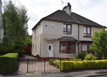 Thumbnail 3 bed semi-detached house for sale in 22 Airth Drive, Mosspark, Glasgow