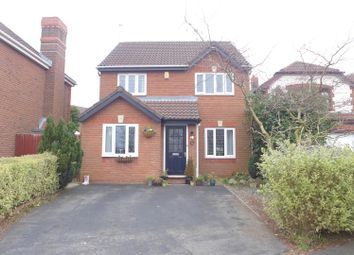 Thumbnail 3 bedroom detached house for sale in Upton Grange, Widnes