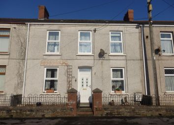 Thumbnail 2 bed terraced house for sale in Gwscwm Road, Burry Port