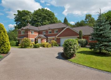 Thumbnail 5 bed country house for sale in Holly Bank, Trentham, Stoke-On-Trent