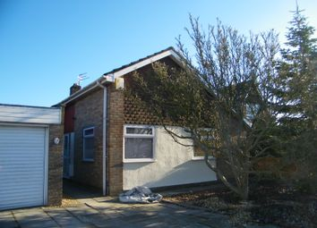 Thumbnail 3 bed detached bungalow to rent in Blackmore Road, Melksham, Melksham, Wiltshire