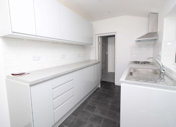 Thumbnail 2 bed terraced house to rent in Pevensey Road, London