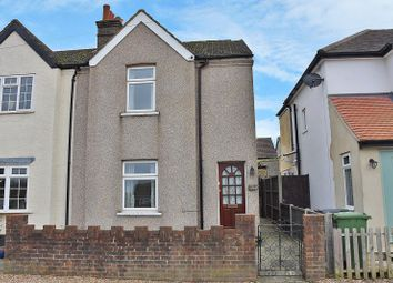 Thumbnail 2 bedroom semi-detached house for sale in Carters Road, Epsom, Surrey.