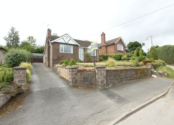 Thumbnail 2 bed detached bungalow for sale in Meadowside, Knypersley, Biddulph