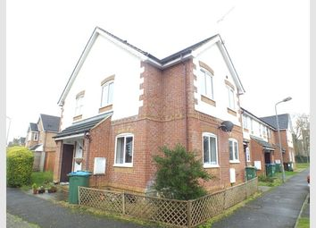 Thumbnail 1 bed semi-detached house for sale in Carnation Way, Aylesbury, Buckinghamshire