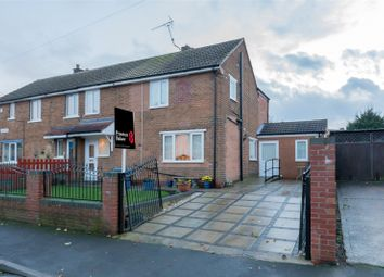 Thumbnail 3 bed semi-detached house for sale in Glebe Road, Campsall, Doncaster