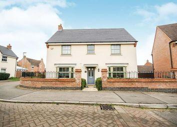 Thumbnail 4 bed detached house for sale in Butler Drive, Lidlington, Bedford, Bedfordshire