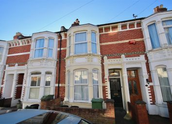 Thumbnail 4 bedroom terraced house for sale in Liss Road, Southsea, Portsmouth, Hampshire.