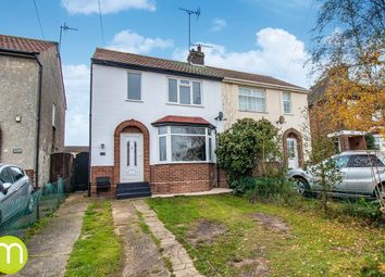 Thumbnail 3 bed semi-detached house for sale in St Andrews Avenue, Colchester