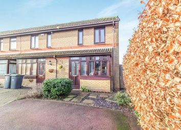 Thumbnail 2 bed end terrace house for sale in St. Peters Place, Eccles, Aylesford, Kent