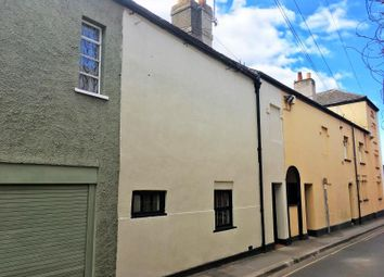 Thumbnail 1 bed terraced house for sale in Mount Street, Taunton, Somerset