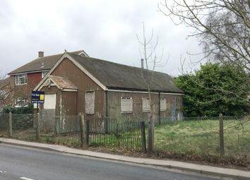 Thumbnail Land for sale in The Former Scout Hut, Five Oak Green Road, Five Oak Green, Tonbridge, Kent