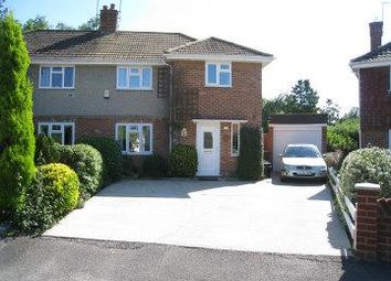 Thumbnail 4 bed semi-detached house to rent in Grange End, Smallfield