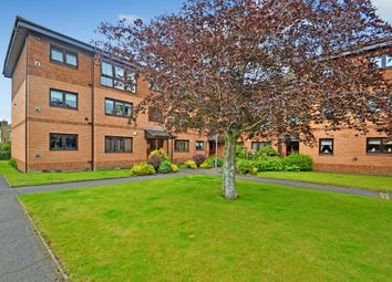 Thumbnail 2 bed flat for sale in The Firs Millholm Road, Cathcart