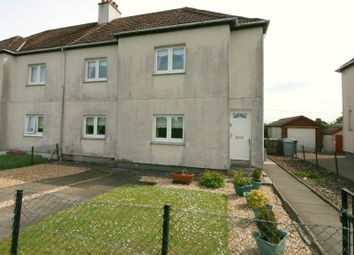 Thumbnail 2 bed flat for sale in Moorside Street, Carluke