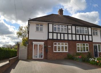 Thumbnail 4 bedroom semi-detached house for sale in Hunters Lane, Leavesden, Watford