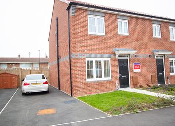 Thumbnail 3 bed semi-detached house to rent in Westfields, Hartlepool