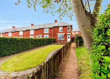 Thumbnail 3 bed terraced house for sale in Bullion Lane, Chester Le Street, Durham