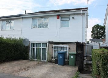 Thumbnail 3 bed semi-detached house to rent in Langton Road, Harrow