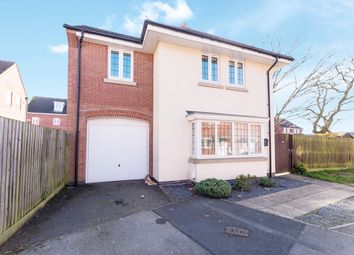 4 bed detached house for sale in Crediton Close, Coventry, Warwickshire CV3