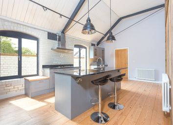 Thumbnail 3 bed barn conversion for sale in Hardy Street, Kimberley, Nottingham