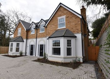 Thumbnail 4 bedroom semi-detached house to rent in Calvin Close, Camberley