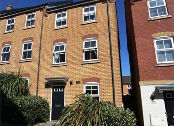 Thumbnail 3 bedroom town house for sale in Longacres, Bridgend, Mid Glamorgan