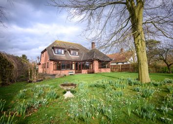 Thumbnail 4 bed detached house for sale in Pitts Hill, Saxlingham Nethergate, Norwich
