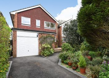 Thumbnail 4 bed detached house for sale in Wintringham Way, Purley On Thames