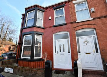 Thumbnail 3 bed terraced house to rent in Claremont Road, Wavertree, Liverpool