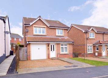 Thumbnail 3 bed detached house for sale in Acredale Road, Eyemouth