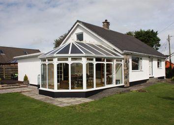 Thumbnail 5 bed bungalow for sale in Dwyran, Llanfairpwllgwyngyll