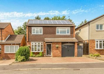Thumbnail 4 bed detached house for sale in Ridgeley Close, Woodloes Park, Warwick, Warwickshire