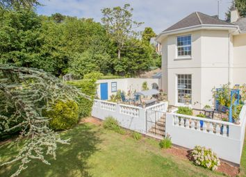 Thumbnail 3 bed flat for sale in Woodlands Braddons Hill Road East, Torquay