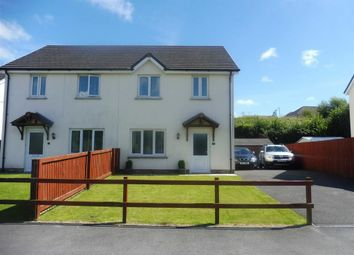 Thumbnail 3 bed semi-detached house for sale in Clos Gwyn, Tumble, Llanelli