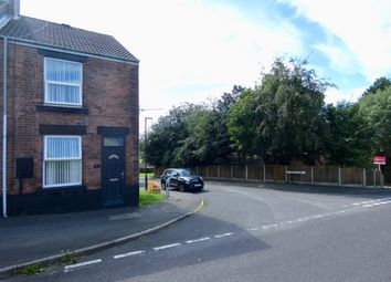 Thumbnail 2 bed end terrace house for sale in Cross London Street, New Whittington, Chesterfield