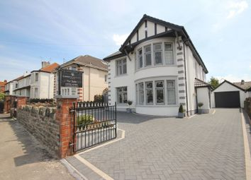 Thumbnail 5 bedroom detached house for sale in St. Michaels Road, Llandaff, Cardiff