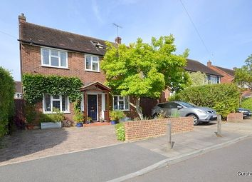 Thumbnail 4 bed detached house for sale in Chertsey Road, Shepperton