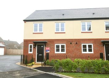 Thumbnail 4 bed terraced house to rent in Barnton Way, Sandbach